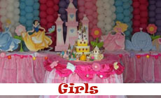 Children Birthday Party Place